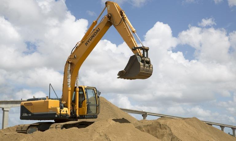 купить речной песок с доставкой, цена на речной песок в Уфе, доставка песка строительного